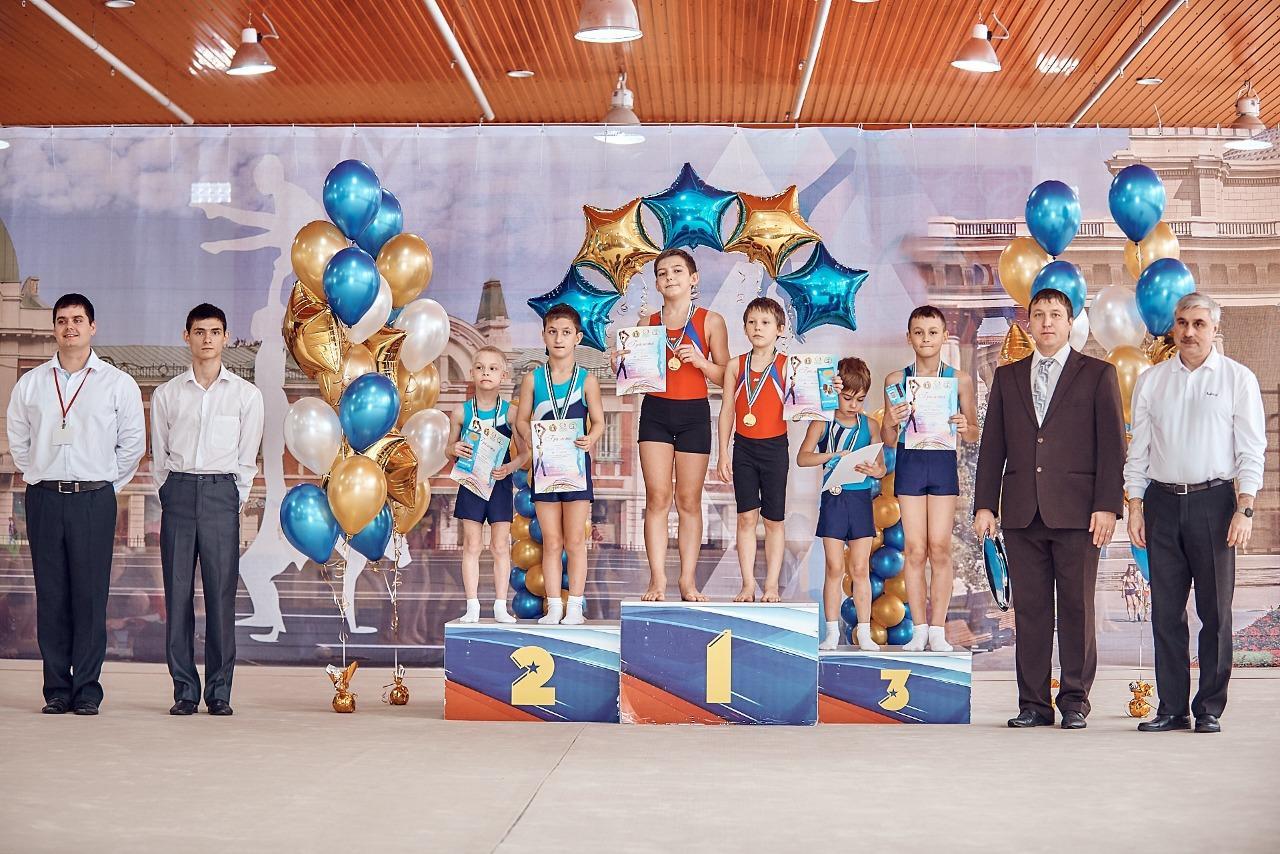 Новосибирск Спортивная акробатика 17-18 ноября 2018