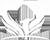Белый логотип центра гимнастики Феникс